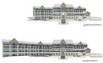 New inn plans shown