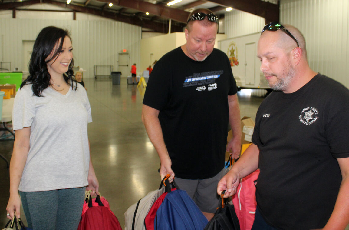 Henry County comes out for Back-To-School Bash, No Limits show
