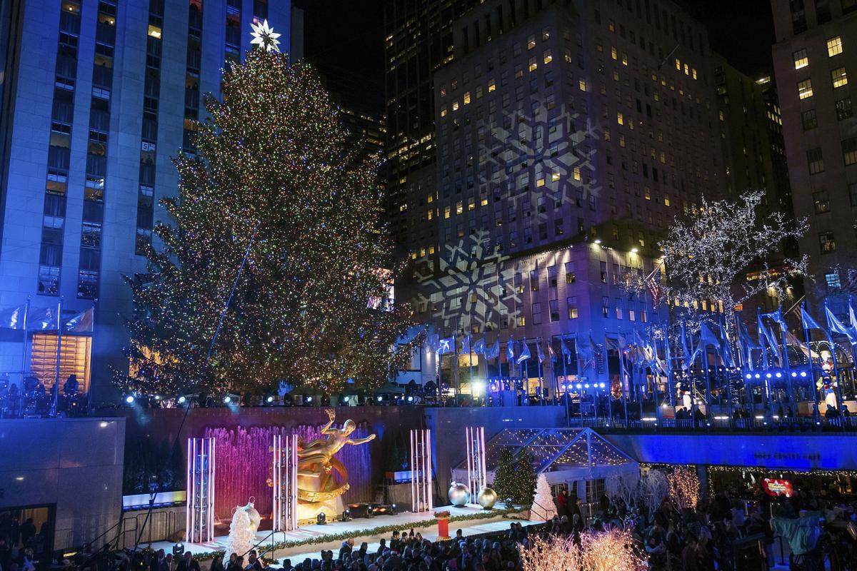 Christmas Tree Lighting Chicago