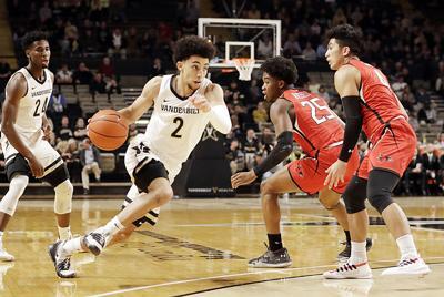 SE Missouri St Vanderbilt Basketball