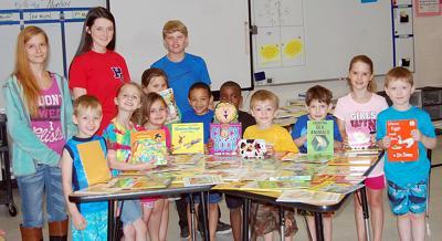 Henry School book giveaway