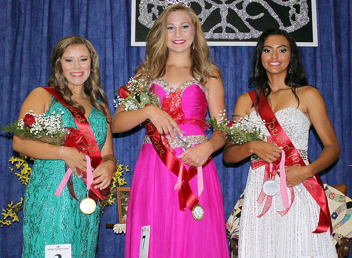 PARIS TN: Fair's Miss Teen court chosen | Local News | parispi net