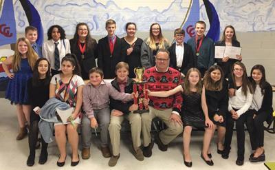Lakeway speech team