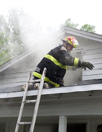 PARIS, TN: Harrison retires from Paris Fire Department