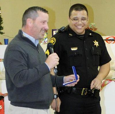 PARIS TN: Henry County Sheriff's Department gives awards