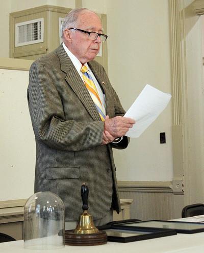 PARIS, TN: Harding details Lee School history