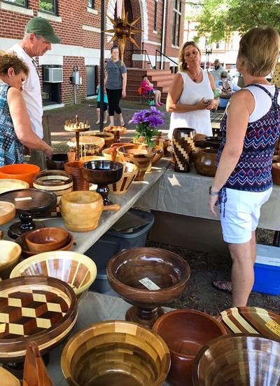 Arts 'Round the Square to be on court square Saturday