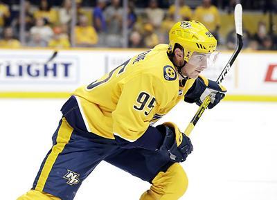 Lightning Predators Hockey