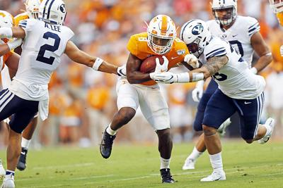 Brigham Young Tennessee Football