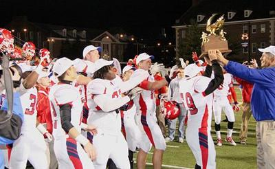 Paris TN: Henry County Patriots bask in first championship title in team's history