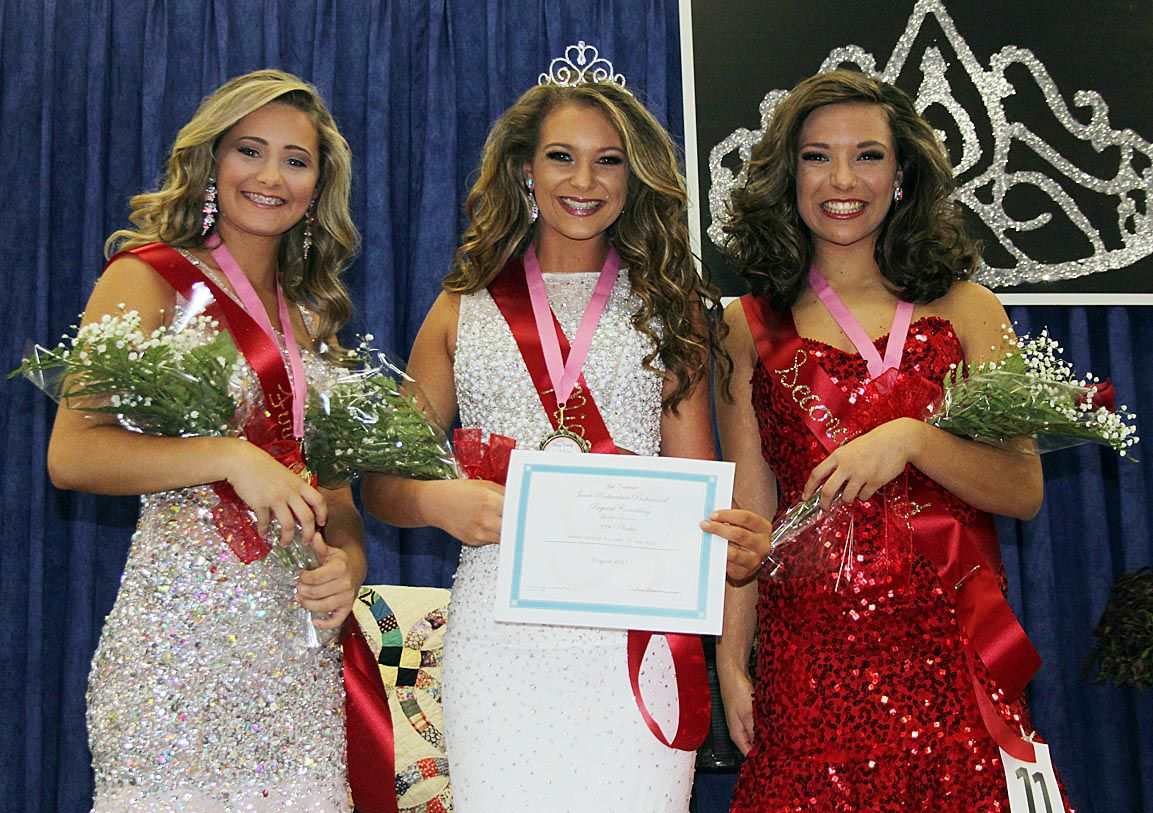Miss Teen court crowned