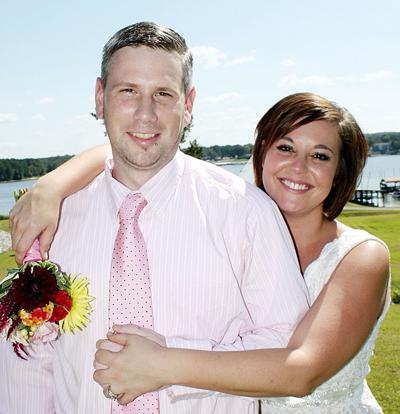 Mr. and Mrs. Matt Brandenburg