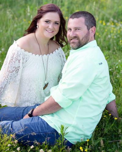 Megan Amburgey and her fiance Shane Gordon