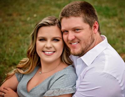 Katie Owen and her fiance Jake McElroy