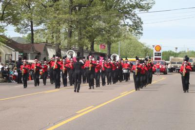 McKenzie High School band