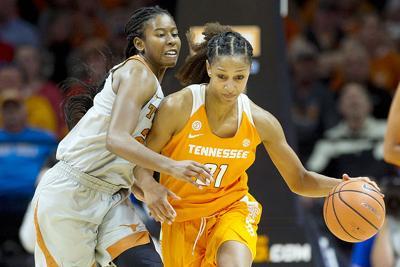 Texas Tennessee Basketball