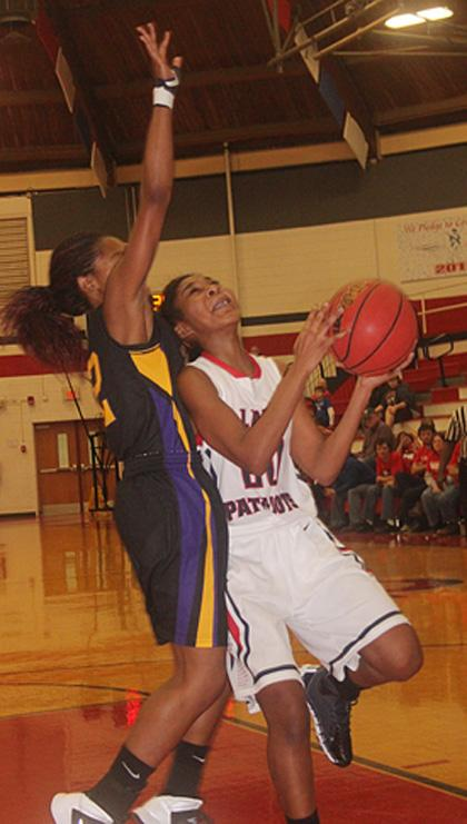 Lady Patriots Struggle In Loss To Wildcats Local Sports