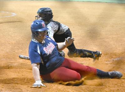 Lady Pats earn softball victory
