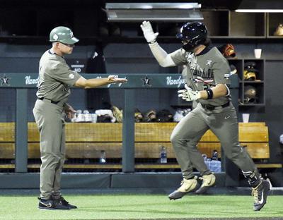 Vanderbilt's Bats Baseball