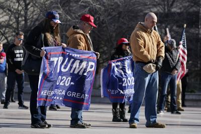 Electoral College Protests Tennessee