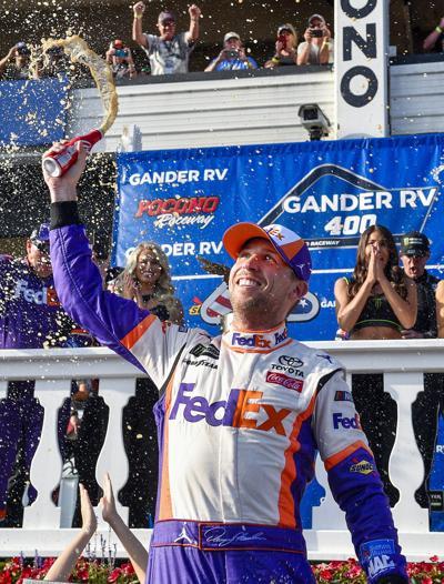 NASCAR Pocono Auto Racing