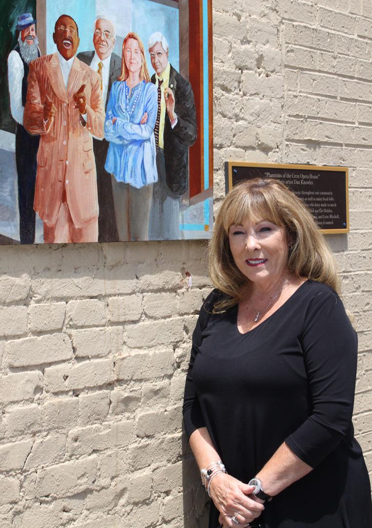 Kathy Ray retires