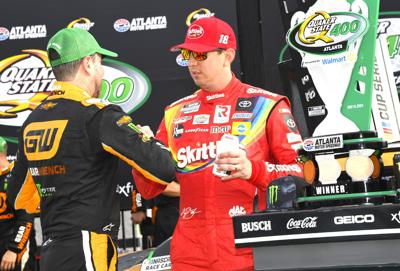 NASCAR Atlanta Auto Racing