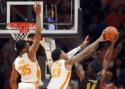 Alabama St Tennessee Basketball