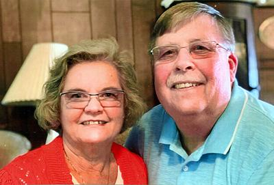 Geans' 50th wedding anniversary is this month