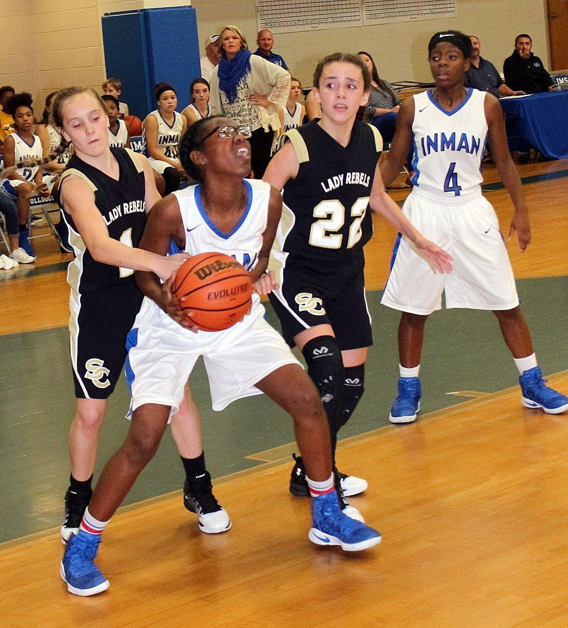Colorado Shooting Middle School: Inman Basketball Teams Claim Wins Over Dresden