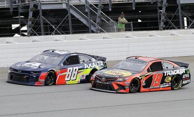 NASCAR Chicago Auto Racing