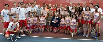 Henry County High School varsity tennis team