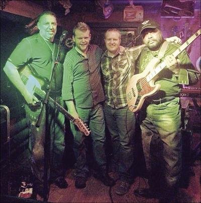 Mayfield-based band Stronghold