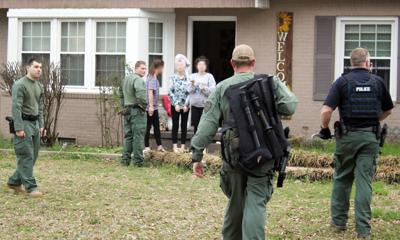 PARIS TN: Woman arrested on meth, firearms charges after DEA raid