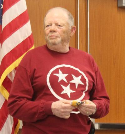PARIS, TN: Frey attends last meeting as school board member