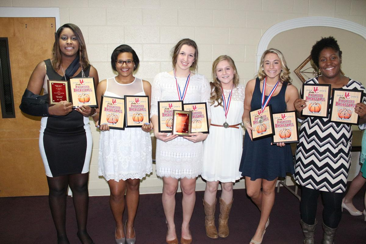 Paris tn basketball season celebrated at hchs banquet local 2015 henry county high school girls basketball team awards sciox Choice Image