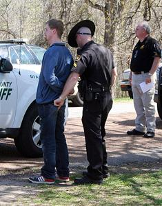Paris TN: Three children pulled from rural Henry County meth lab
