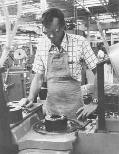Tecumseh employee file photo