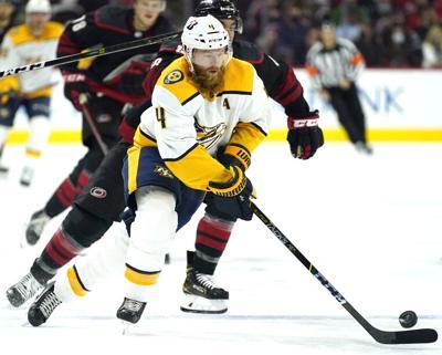 Flyers Predators Trade Hockey