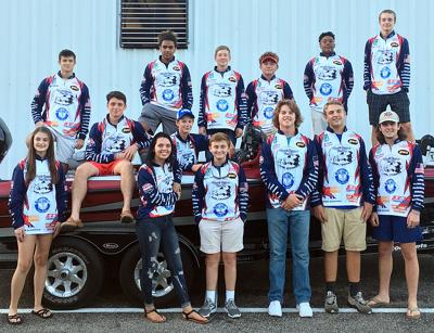 HCHS fishing team is ready to cast