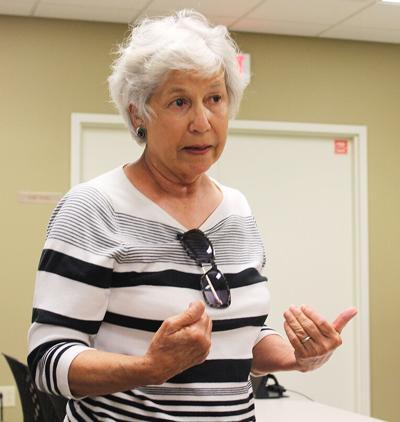 Public speaks about possible precinct changes