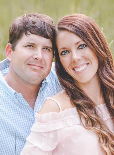 Clay Carothers and his fiancée, Stephanie Sanders