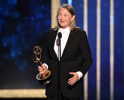 Jones wins second Emmy
