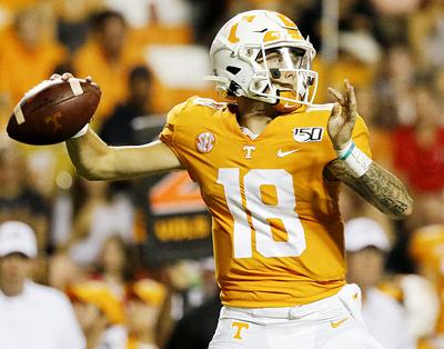Tennessee QB Change