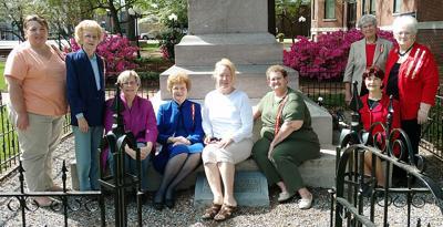 UDC At monument