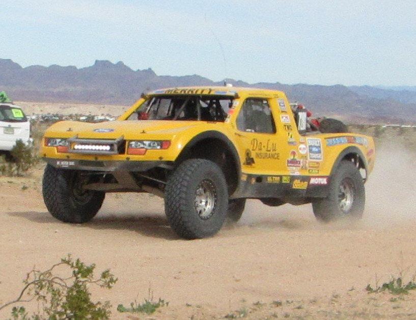 Mongo Racing Truck