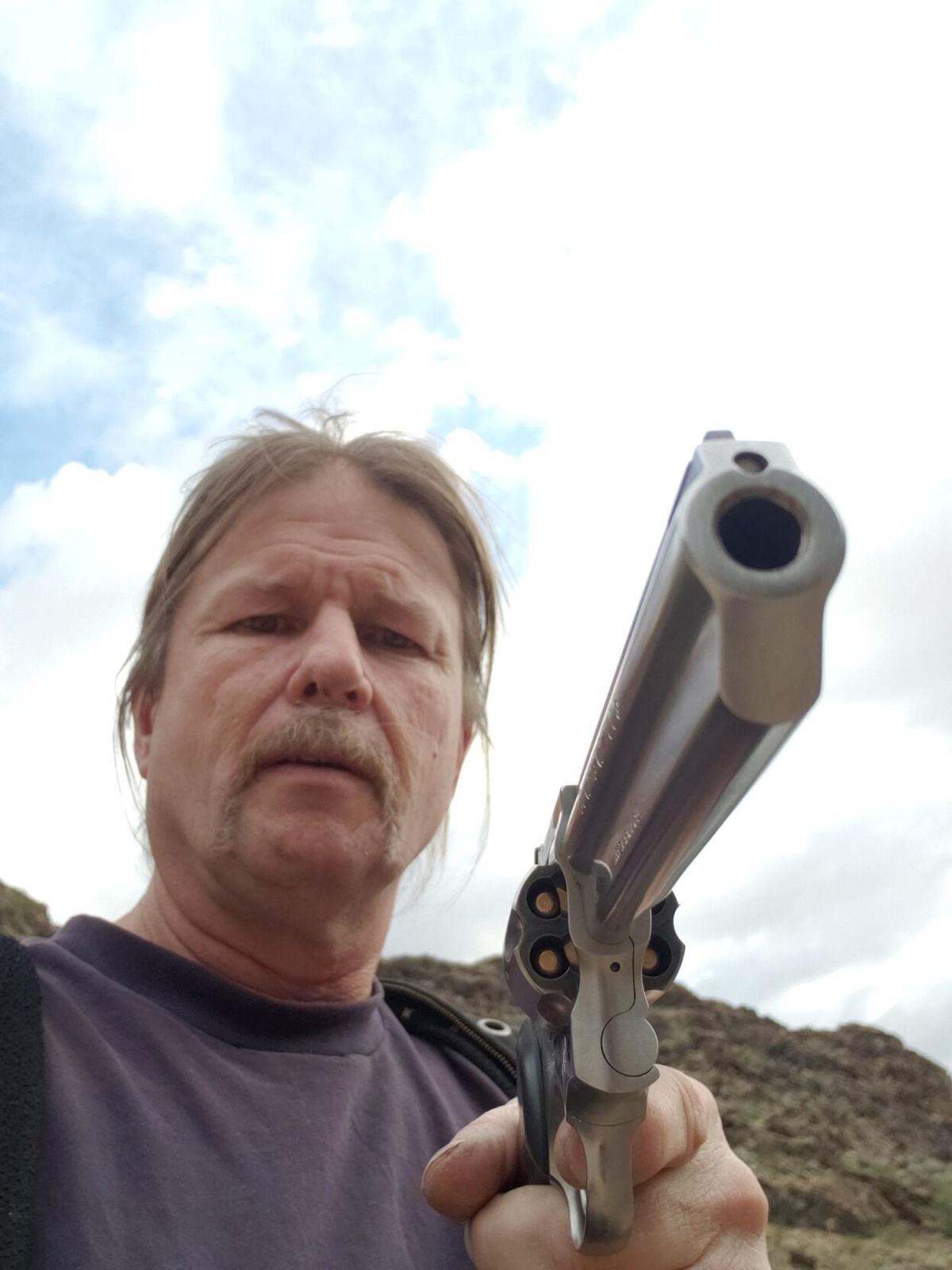 Brian Dunann gun