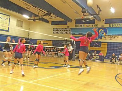 10-12 PHS volleyball