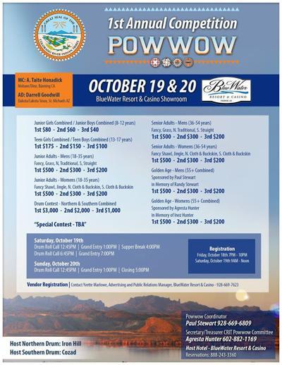 BWRC Pow Wow