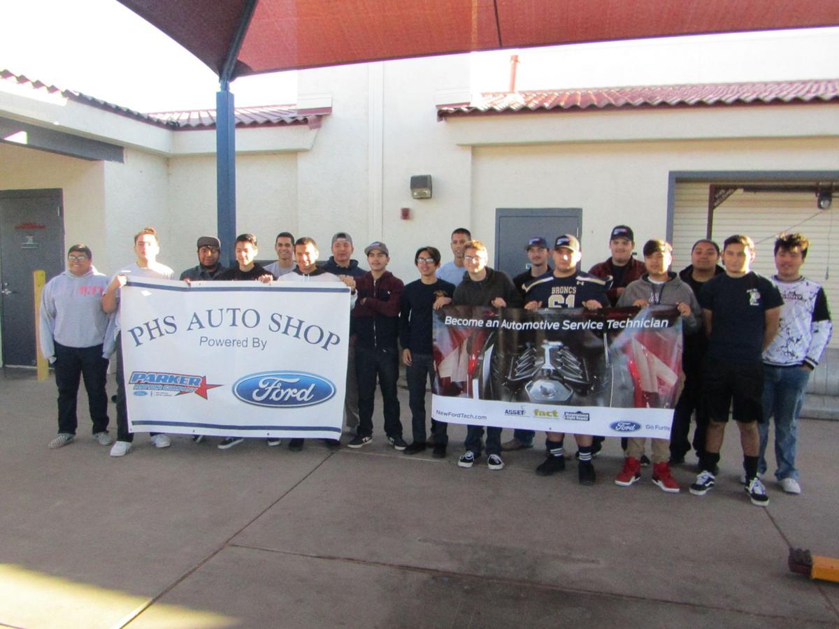 Auto Shop 1